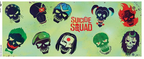 Suicide Squad - Skulls Mug