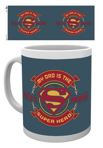 Superman - Dad Super Hero Mug