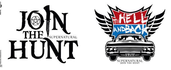 Supernatural - Hell And Back Mug