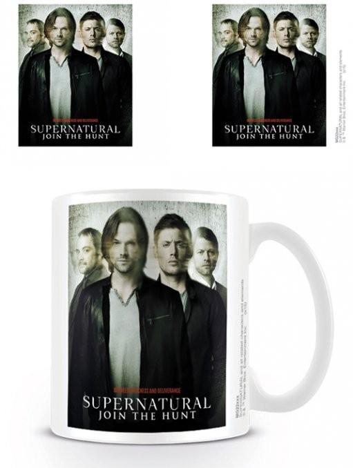 Supernatural - Join The Hunt Mug