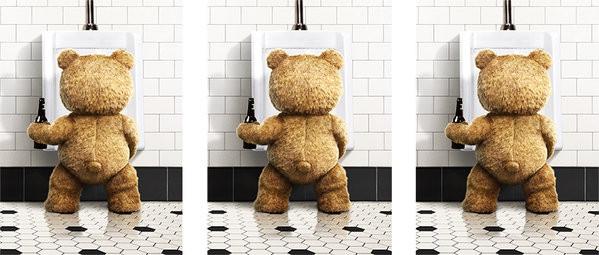 Ted 2 - Urinal Mug