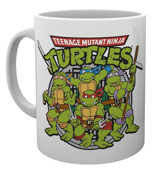Teenage Mutant Ninja Turtles - Retro Mug