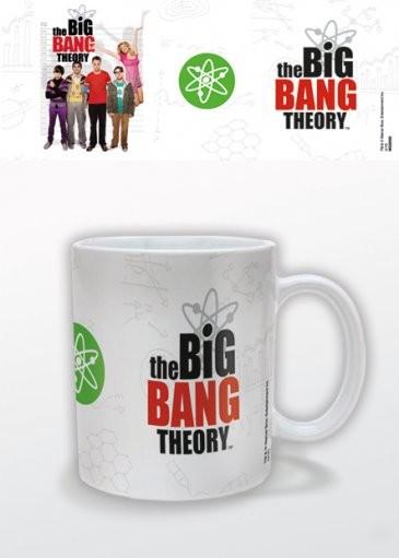 The Big Bang Theory - Logo Mug