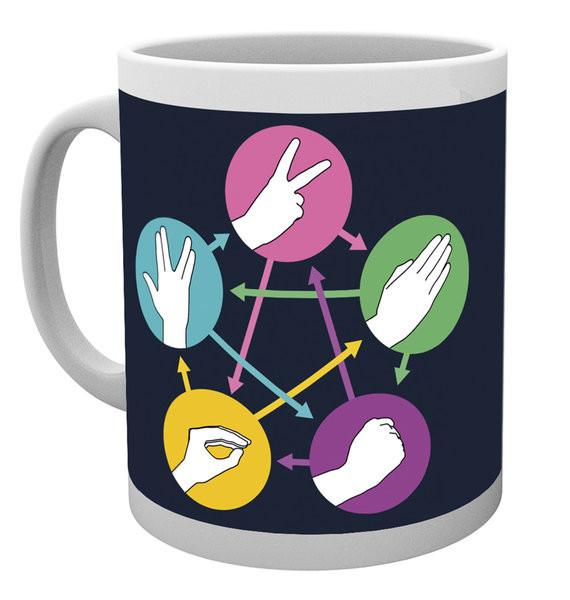 The Big Bang Theory - Spock Mug