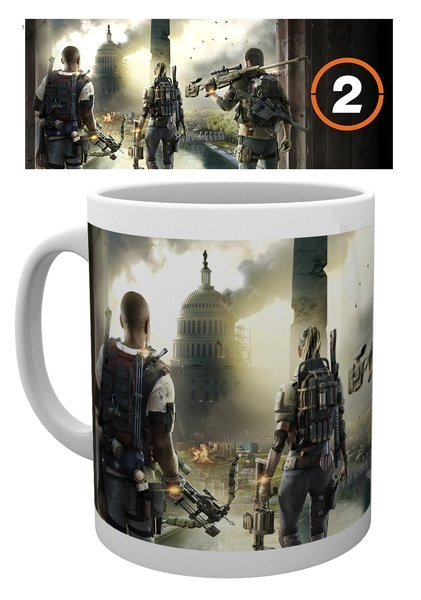 Cup The Division 2 - Captol
