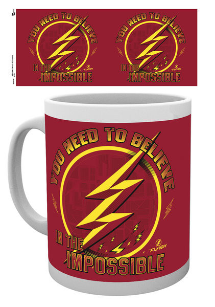 The Flash - Believe Mug