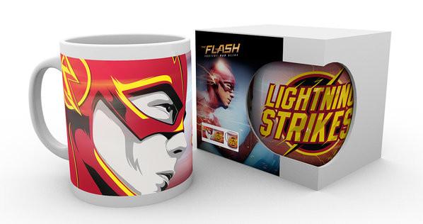 The Flash - Lightning Strikes 2 Mug