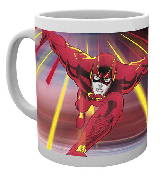 The Flash - Red Blur Mug