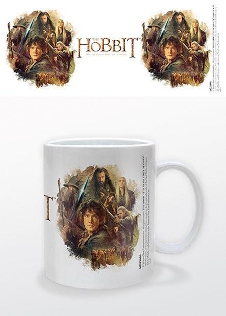The Hobbit - Montage Mug