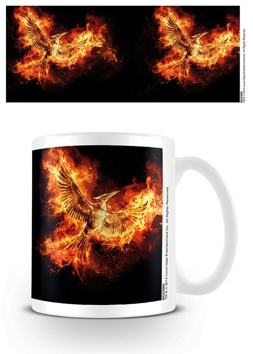 The Hunger Games: Mockingjay Part 2 - Mockingjay Firebird Mug