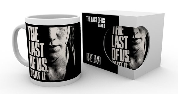 Cup The Last Of Us Part 2 - Face