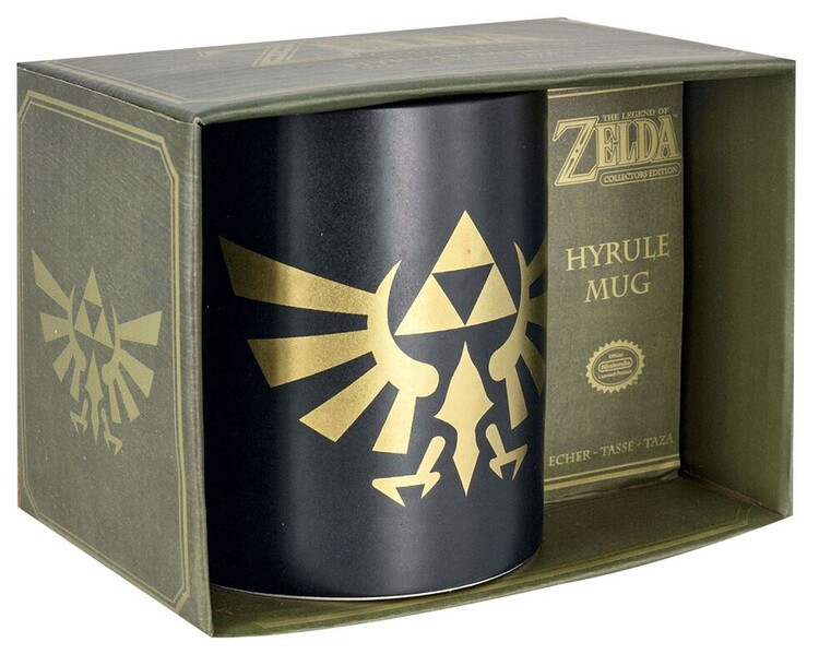 Cup The Legend Of Zelda - Hyrule