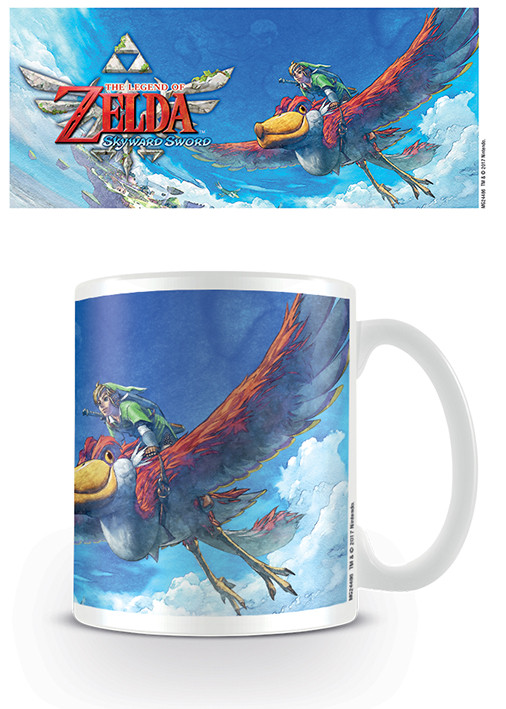 The Legend Of Zelda - Skyward Sword Mug