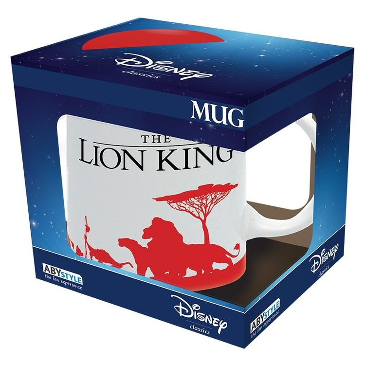 Cup The Lion King - Group