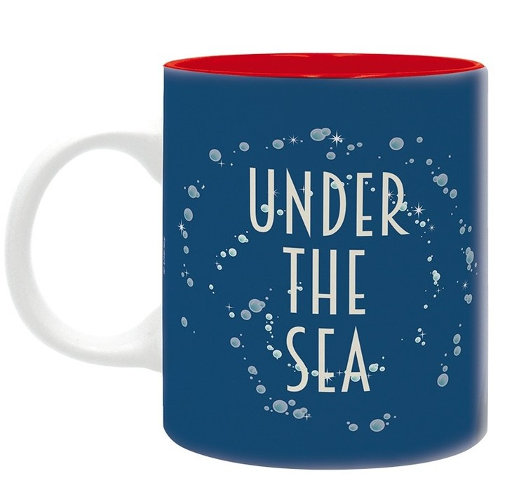 Cup The Little Mermaid - Under The Se