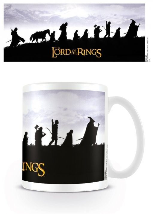 The Lord of the Rings - Fellowship Mug