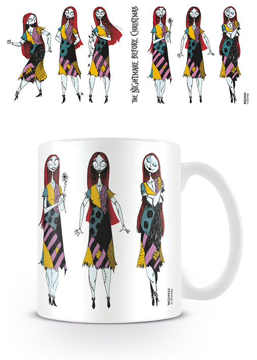 The Nightmare Before Christmas - Sally Poses Mug