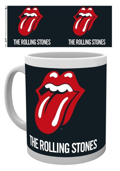 The Rolling Stones - Tattoo Mug