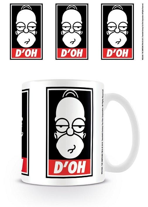 The Simpsons - Dohbey Mug
