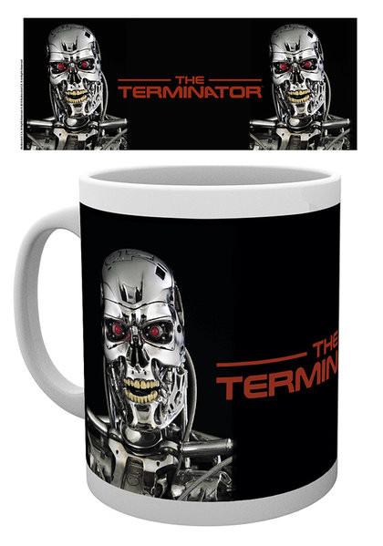 The Terminator - Endoskeleton Mug