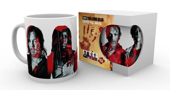 The Wakling Dead - Cast Mug
