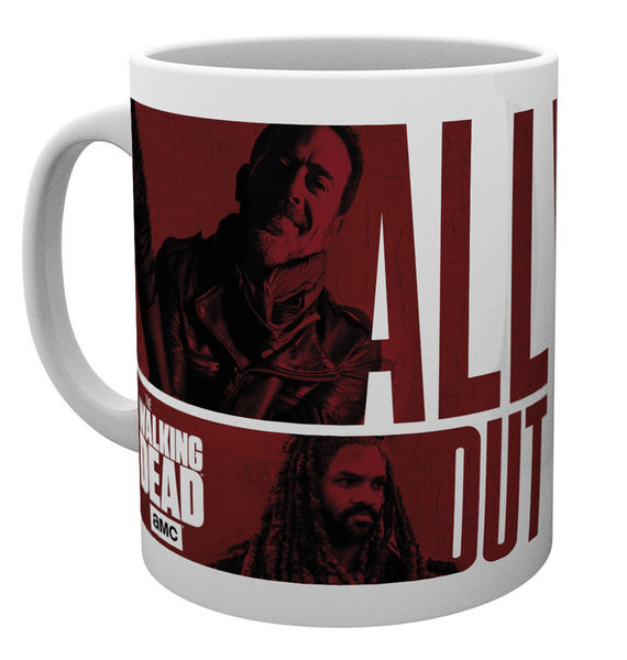 The Walking Dead - All Out War Mug