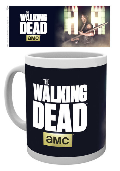 The Walking Dead - Daryl Faith Mug