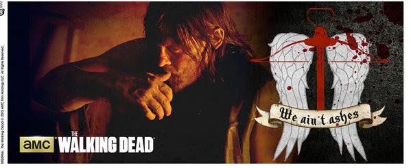 The Walking Dead - Daryl Wings Mug