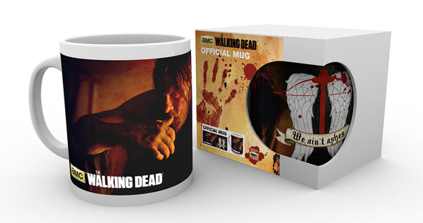 The Walking Dead - Daryl Wings Mug