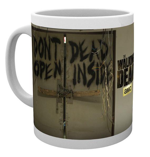 The Walking Dead - Dead inside Mug