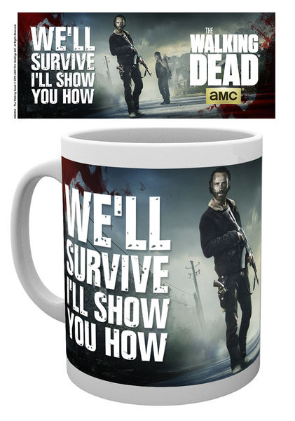 The Walking Dead - Guns Mug