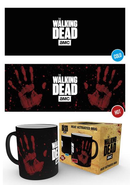 The Walking Dead - Hand Print Mug