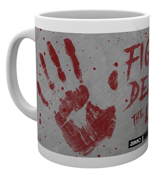 The Walking Dead - Hand Prints Mug
