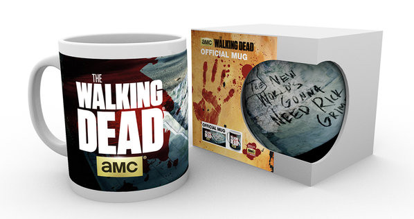 The Walking Dead - Need Rick Mug