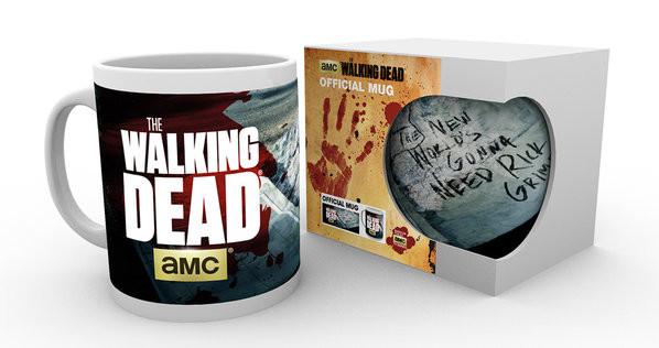 The Walking Dead - Need Rick Mug