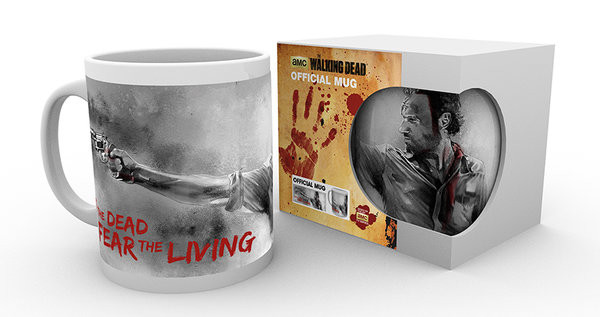 The Walking Dead - Rick Mug