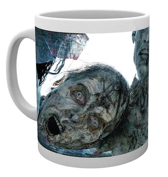 The Walking Dead - Window Zombies Mug