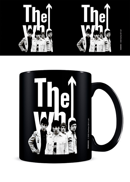 Cup The Who - 1964 Band
