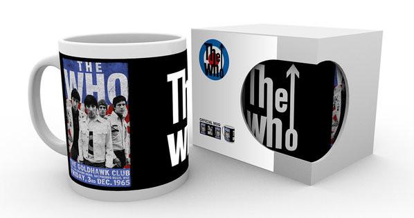 The Who - Band Mug