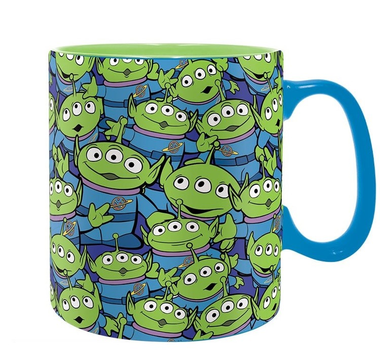 Cup Toy Story - Aliens