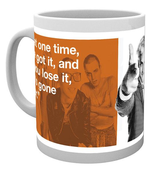 Trainspotting - Sick Boy Mug