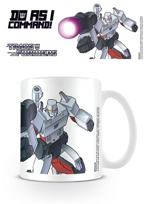 Transformers G1 - Megatron - Do As I Command Mug