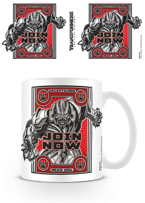 Transformers: The Last Knight - Join Now Mug