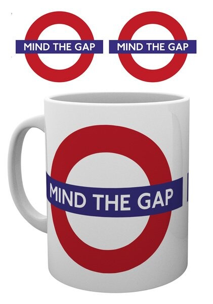 Cup Transport For London - Mind The Gap