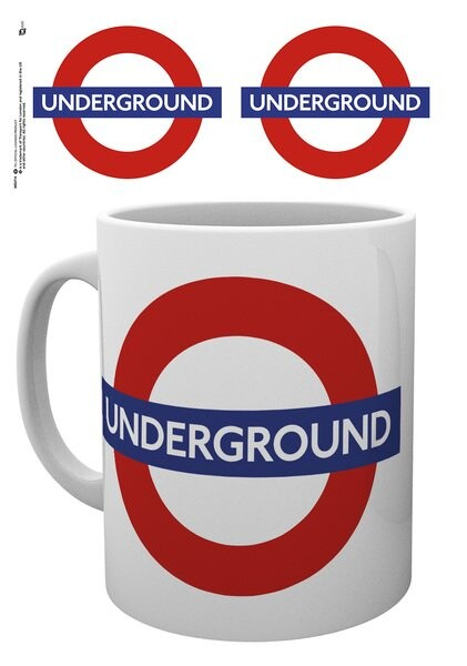 Cup Transport For London - Underground