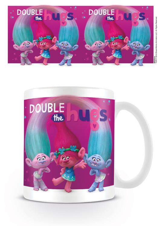 Trolls - Double The Hugs Mug