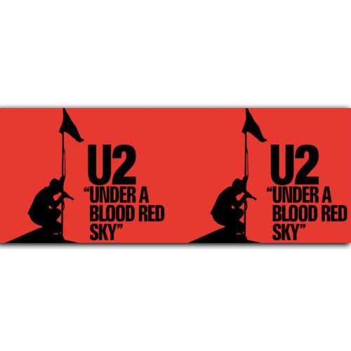 Cup U2 - Under A Blood Red Sky