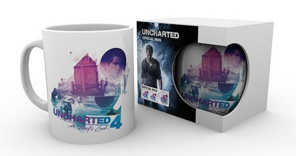 Uncharted 4: A Thief's End - Bike Chase Mug