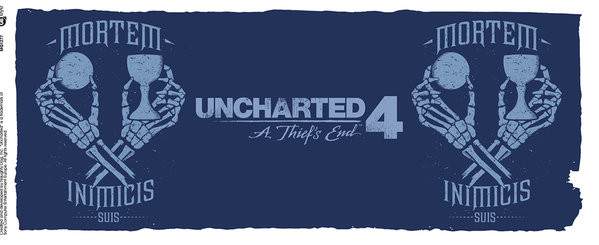 Uncharted 4: A Thief's End - Mortem Intimicis Mug