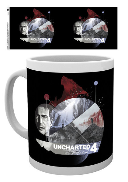 Uncharted 4 - Mountain Mug